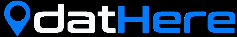 datHere Logo